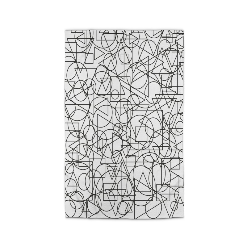 Simple Chaos Home Rug by bulo
