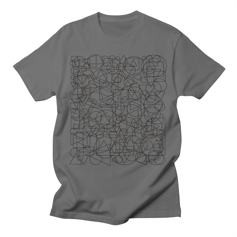 Simple Chaos Men's T-Shirt by bulo