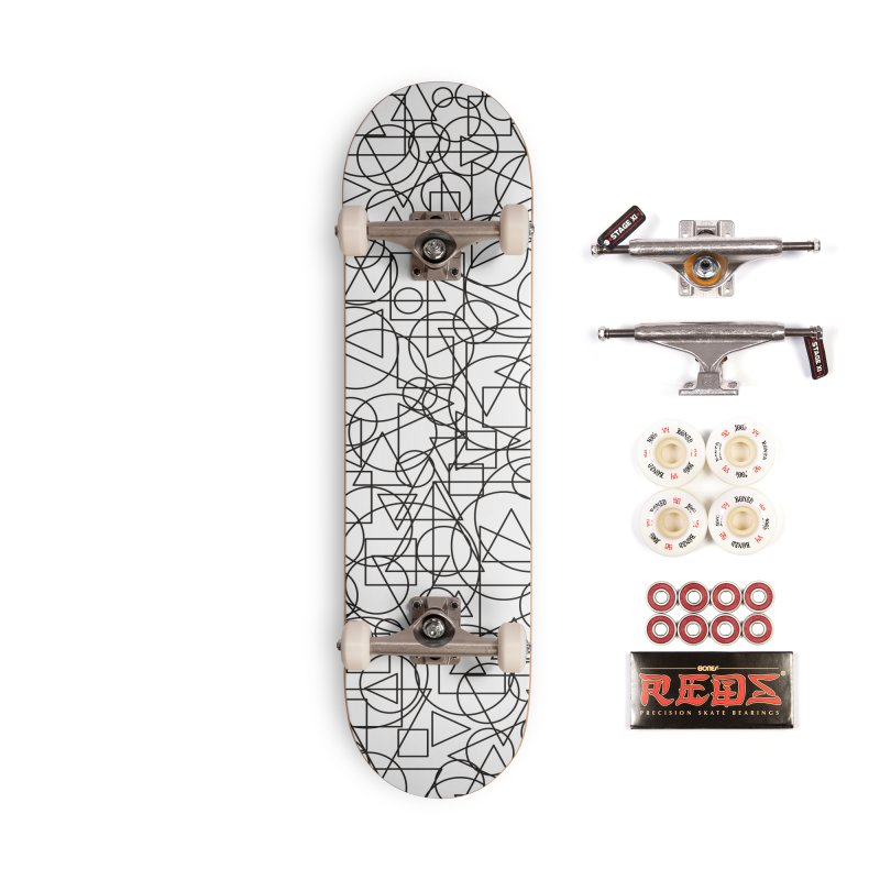 Simple Chaos Accessories Complete - Pro Skateboard by bulo