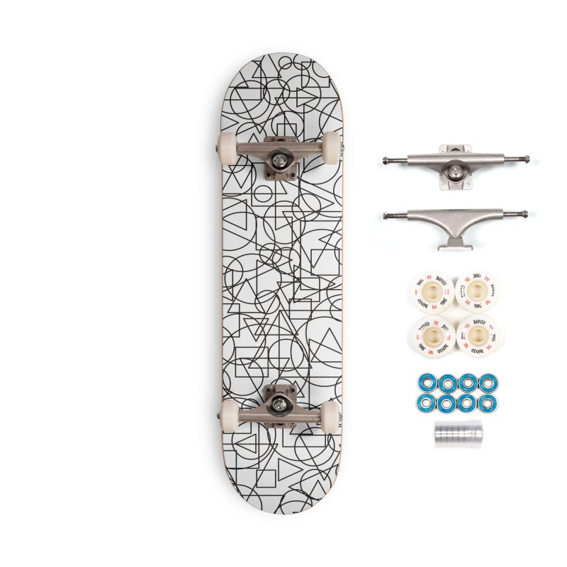 Simple Chaos Accessories Complete - Premium Skateboard by bulo