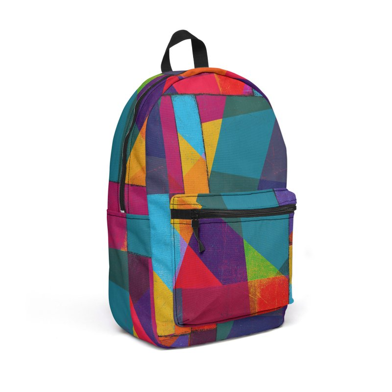 Intersections Accessories Backpack Bag by bulo