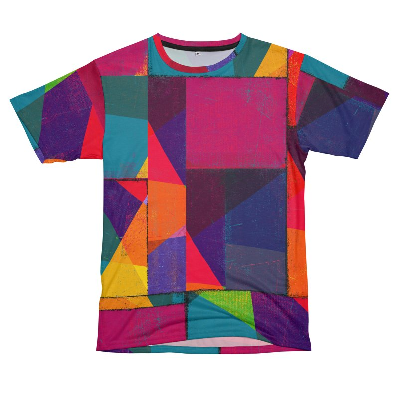 Intersections Men's T-Shirt Cut & Sew by bulo
