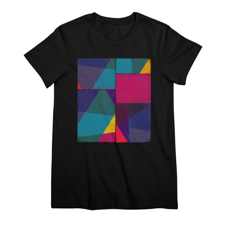 Intersections Women's Premium T-Shirt by bulo