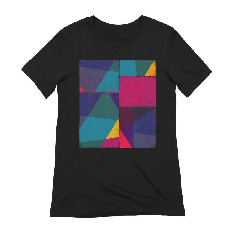 Intersections Women's Extra Soft T-Shirt by bulo