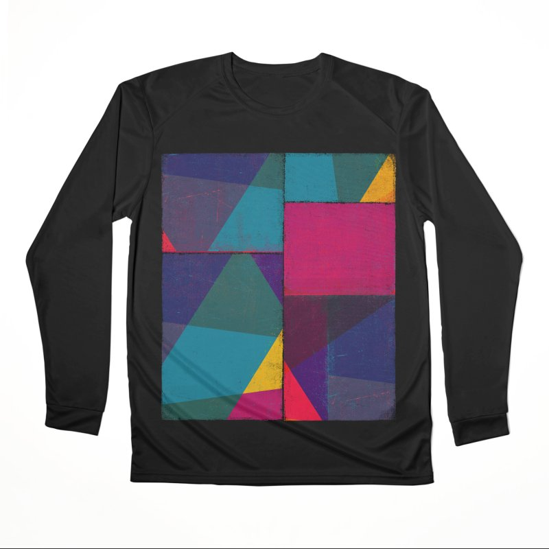 Intersections Men's Performance Longsleeve T-Shirt by bulo
