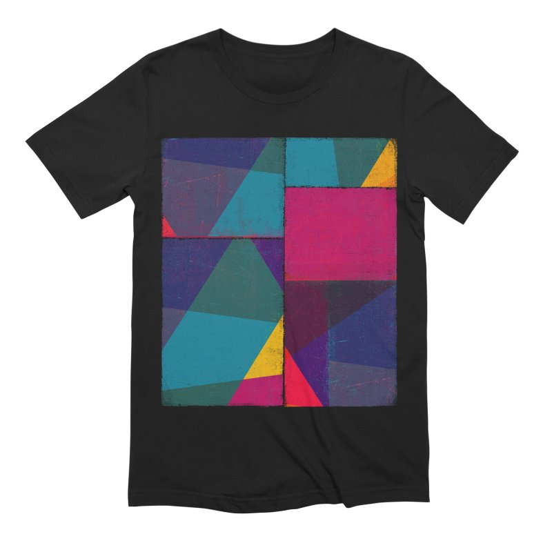 Intersections Men's Extra Soft T-Shirt by bulo