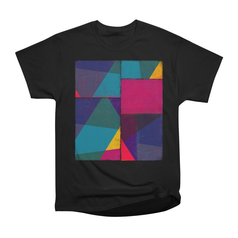 Intersections Women's Heavyweight Unisex T-Shirt by bulo