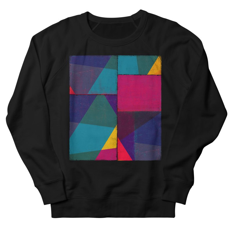 Intersections Men's French Terry Sweatshirt by bulo