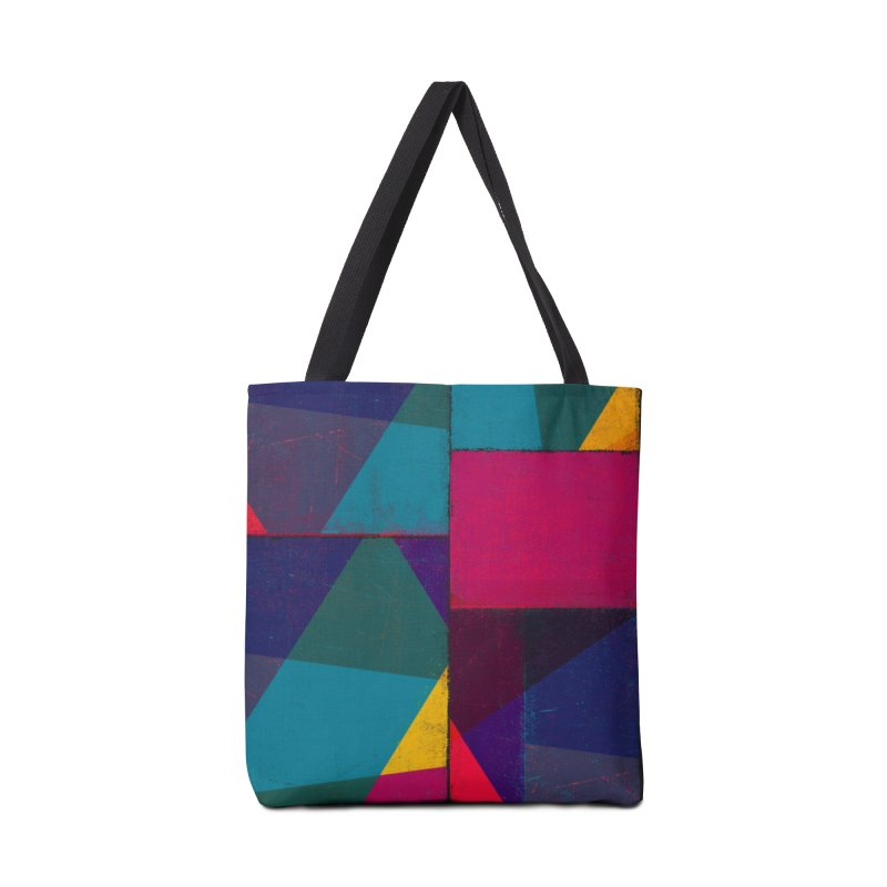 Intersections Accessories Tote Bag Bag by bulo