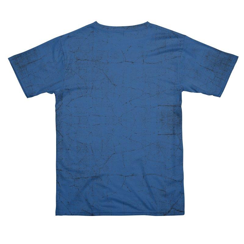 Pure Blue Men's Cut & Sew by bulo