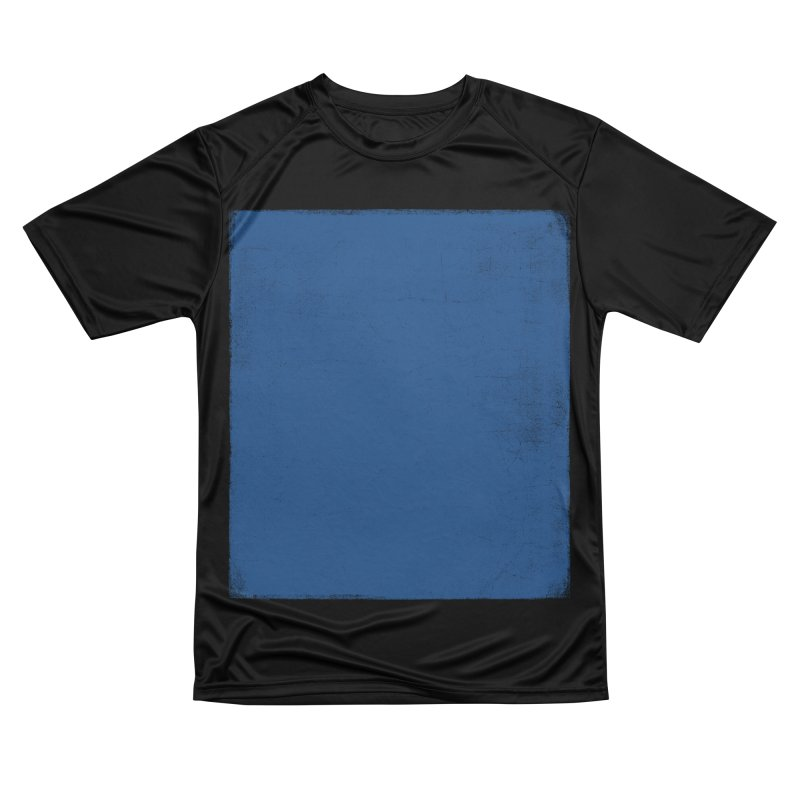 Pure Blue Women's Performance Unisex T-Shirt by bulo
