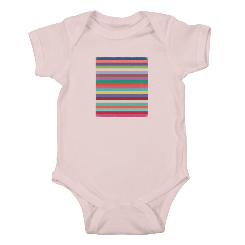 Pantonelogy 2020 Kids Baby Bodysuit by bulo