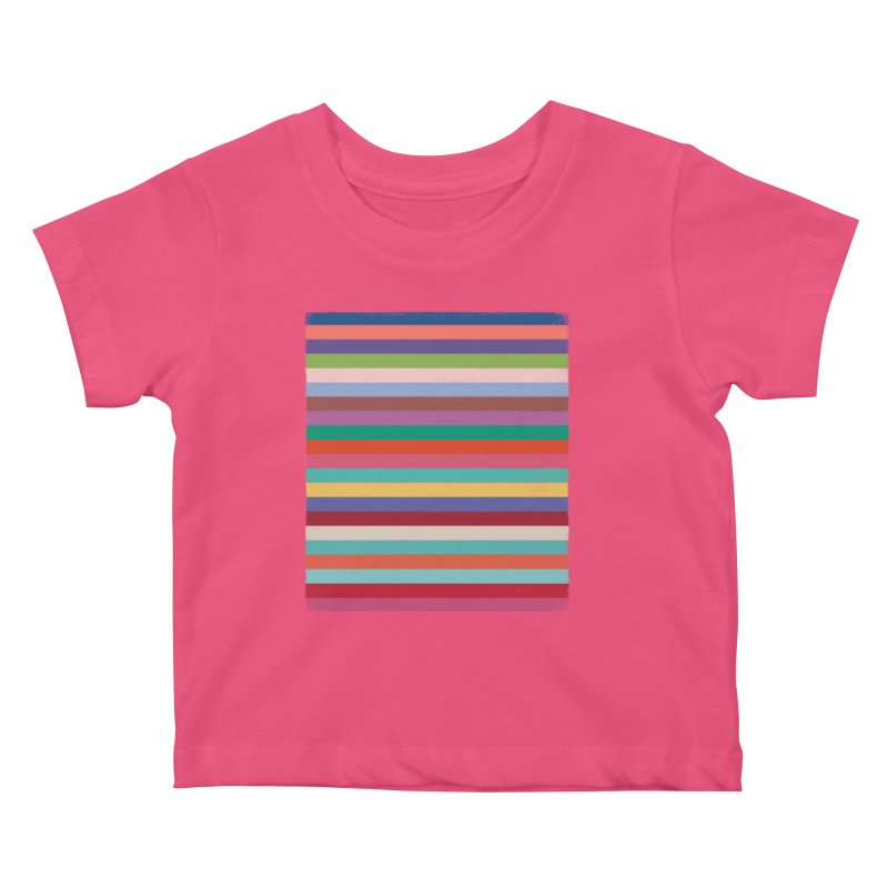 Pantonelogy 2020 Kids Baby T-Shirt by bulo