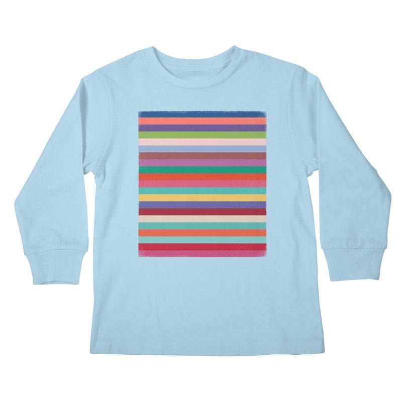Pantonelogy 2020 Kids Longsleeve T-Shirt by bulo