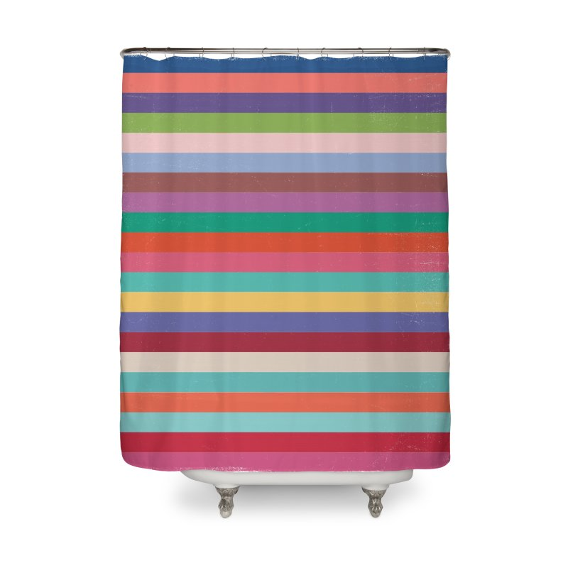 Pantonelogy 2020 Home Shower Curtain by bulo