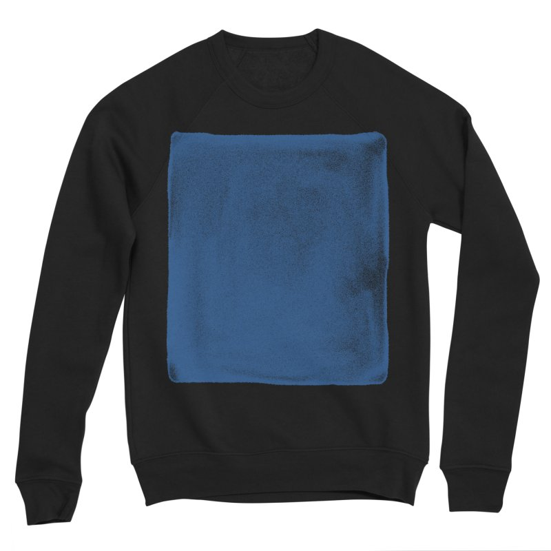 Pure Blue Women's Sponge Fleece Sweatshirt by bulo