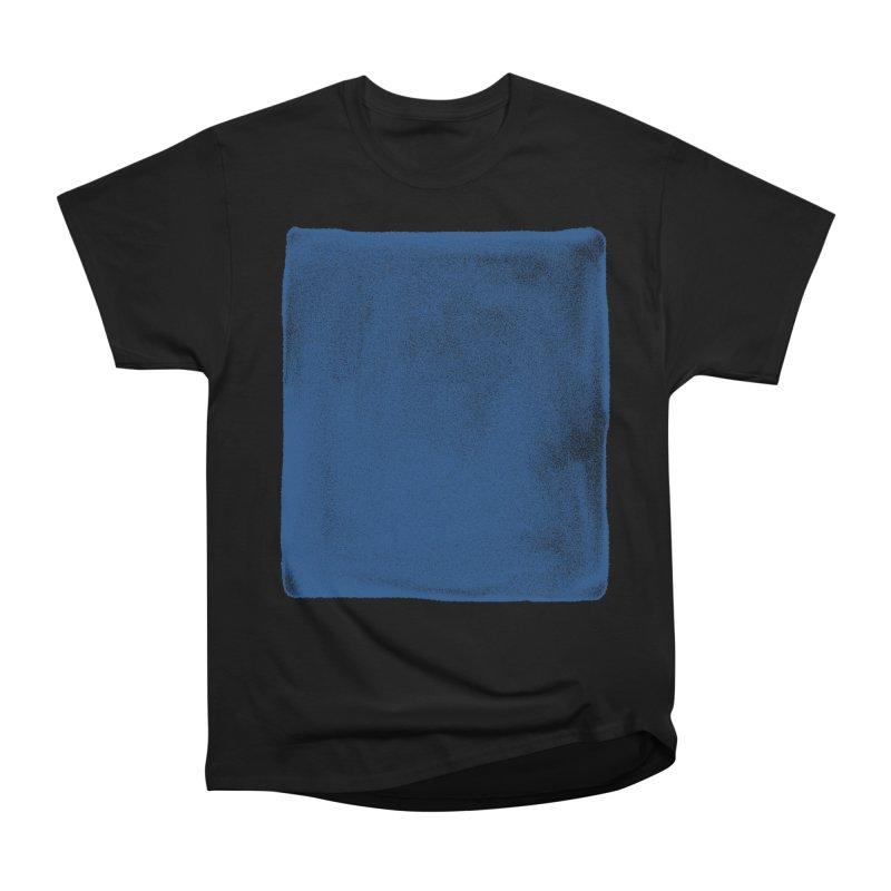 Pure Blue Women's Heavyweight Unisex T-Shirt by bulo