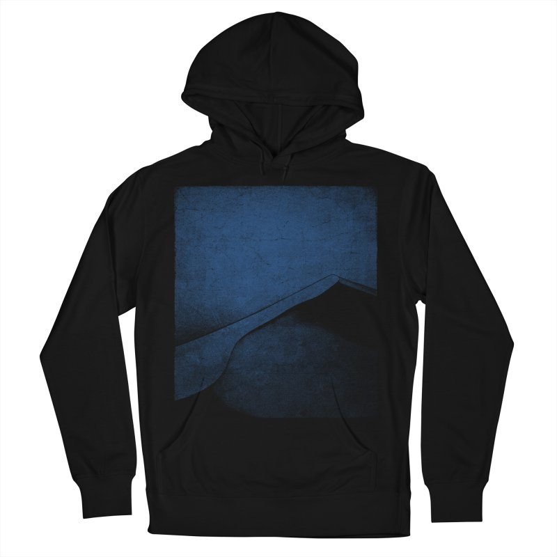 Dune (Twilight Blue Version) Men's French Terry Pullover Hoody by bulo