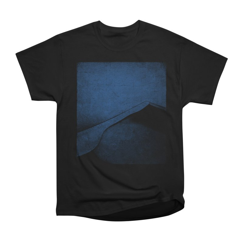Dune (Twilight Blue Version) Men's Heavyweight T-Shirt by bulo