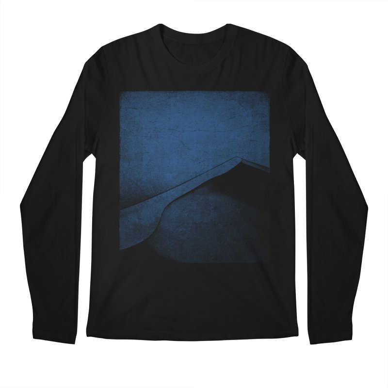 Dune (Twilight Blue Version) Men's Regular Longsleeve T-Shirt by bulo