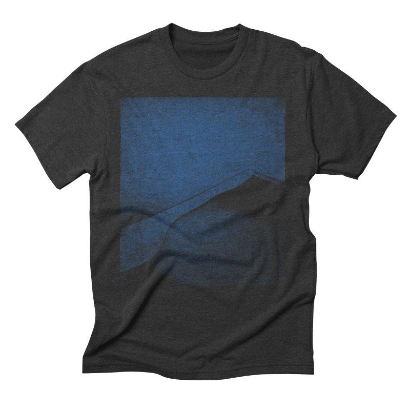 Dune (Twilight Blue Version) Men's Triblend T-Shirt by bulo