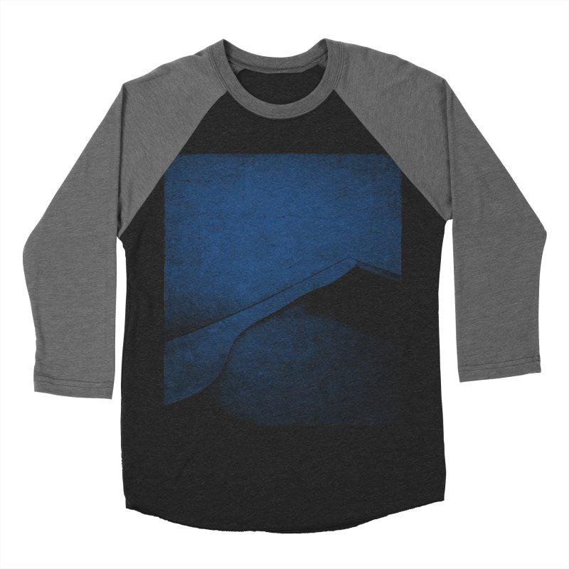 Dune (Twilight Blue Version) Men's Baseball Triblend Longsleeve T-Shirt by bulo