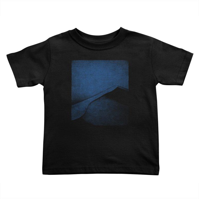 Dune (Twilight Blue Version) Kids Toddler T-Shirt by bulo