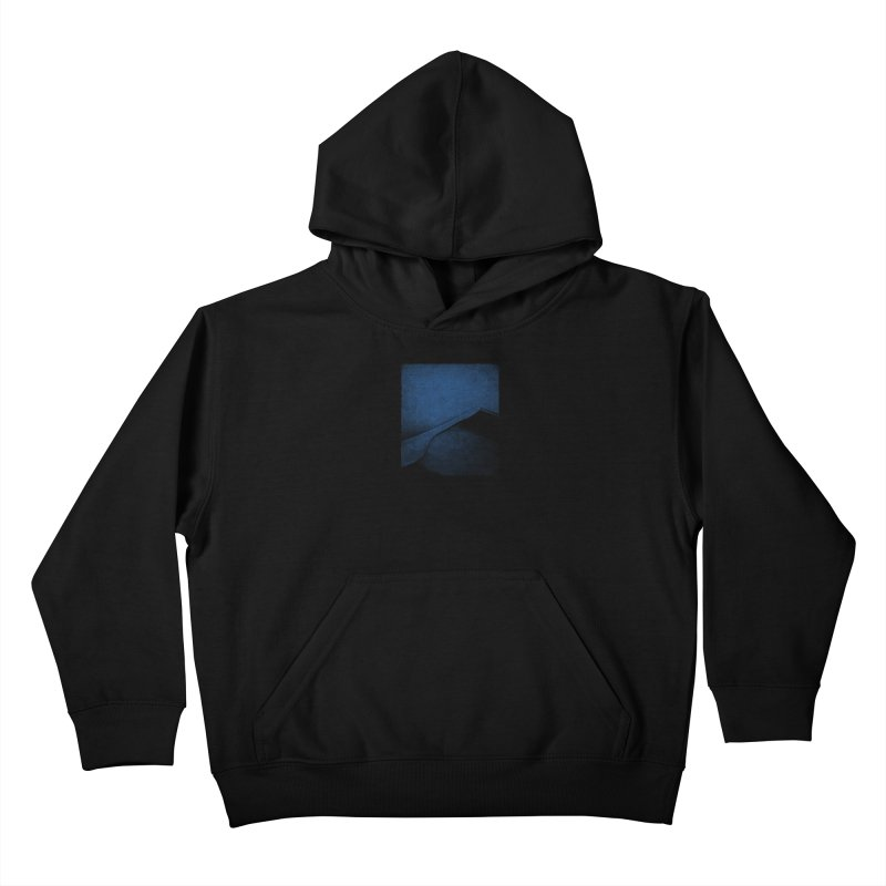 Dune (Twilight Blue Version) Kids Pullover Hoody by bulo