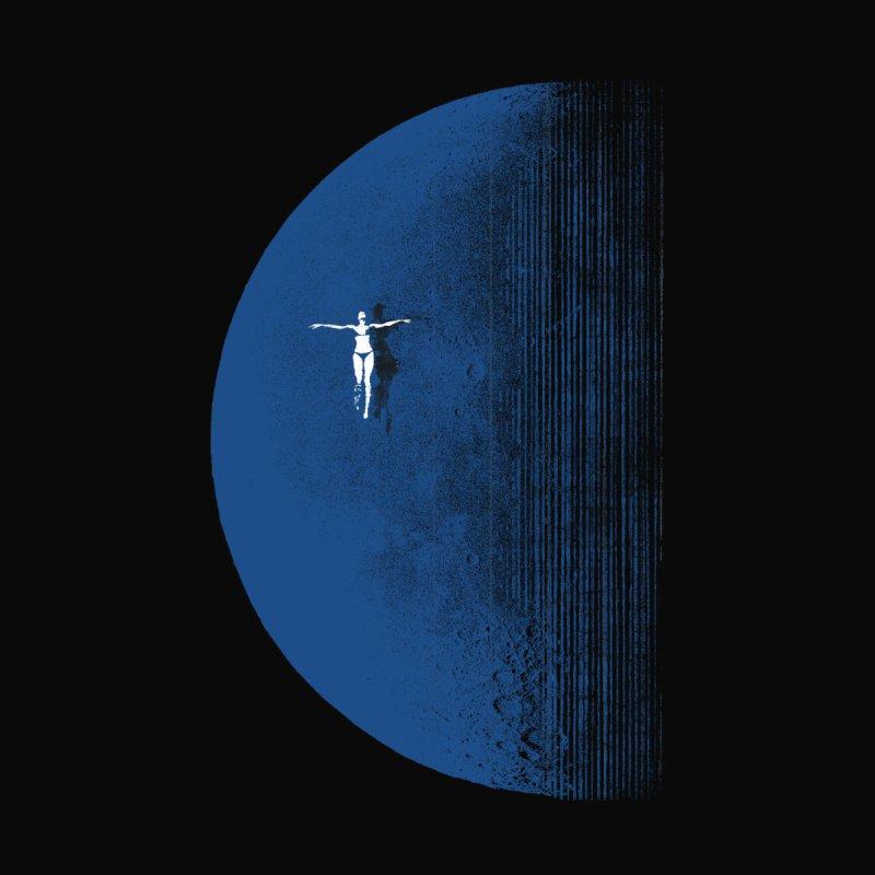 Pure Blue Moon Phantasy by bulo