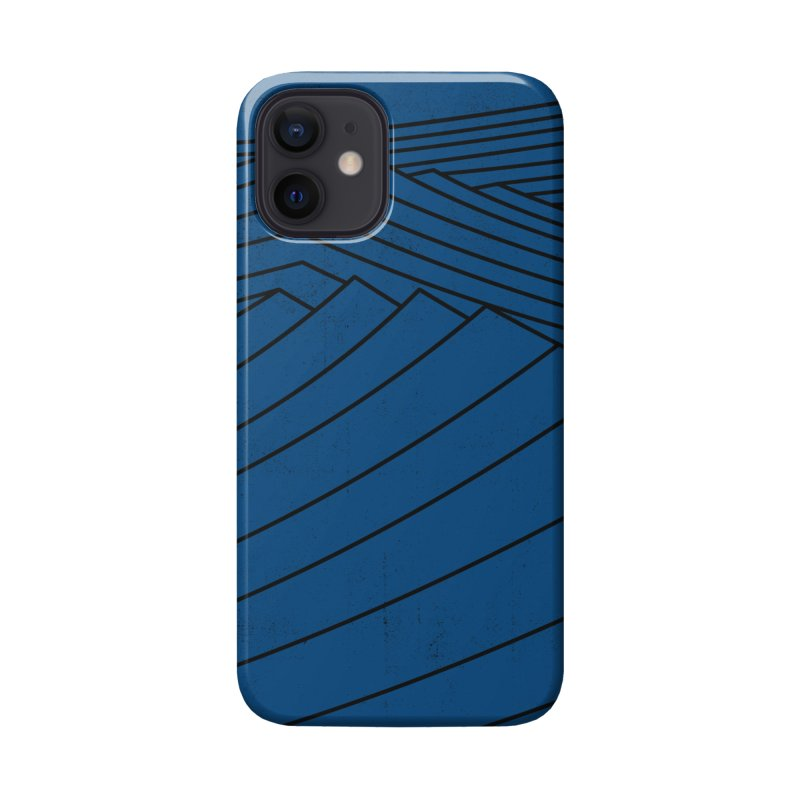 Twilight Blues Accessories Phone Case by bulo