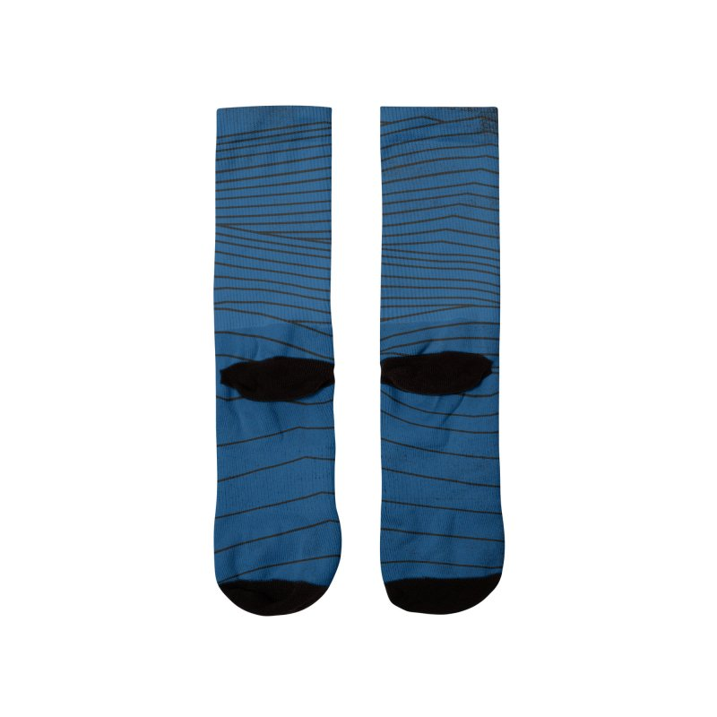 Twilight Blues Women's Socks by bulo