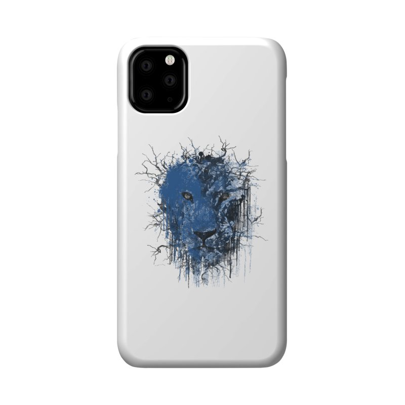 Fusion Blue Accessories Phone Case by bulo