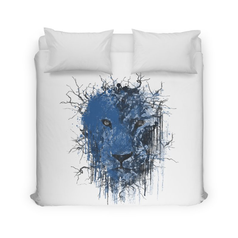 Fusion Blue Home Duvet by bulo