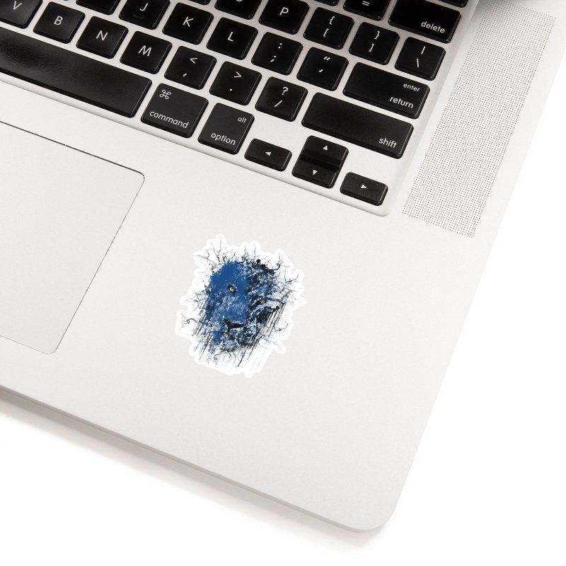 Fusion Blue Accessories Sticker by bulo