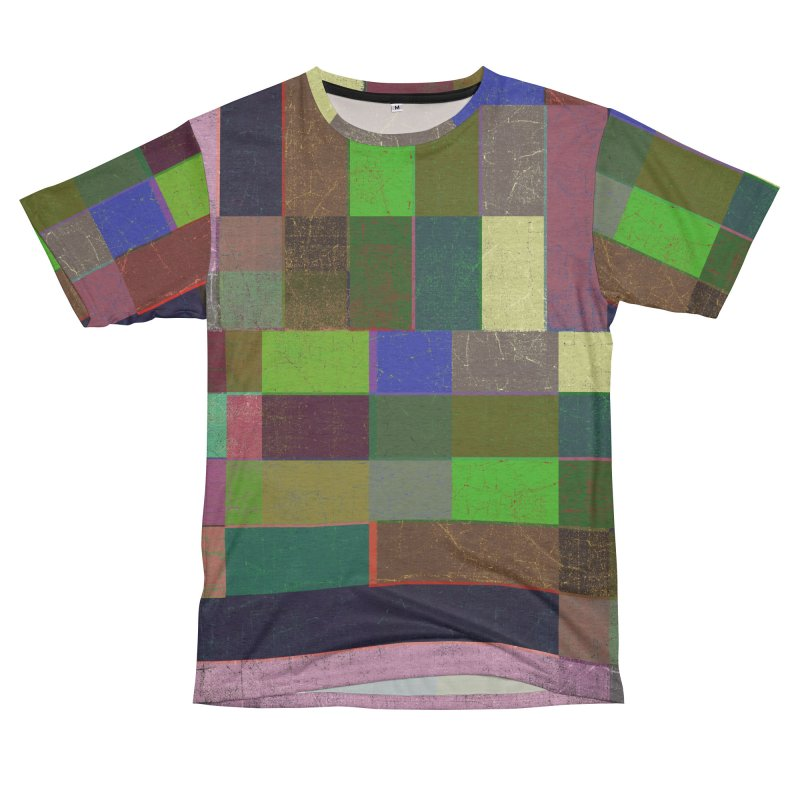 Memento Men's French Terry T-Shirt Cut & Sew by bulo