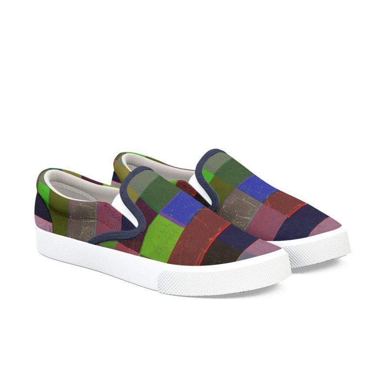 Memento Women's Slip-On Shoes by bulo