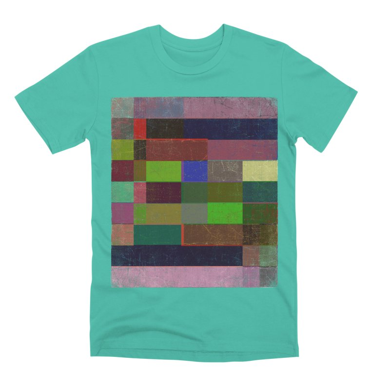 Memento Men's Premium T-Shirt by bulo