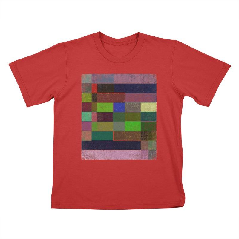 Memento Kids T-Shirt by bulo
