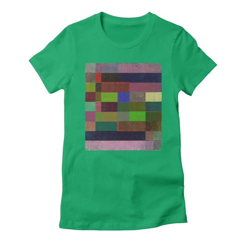Memento Women's Fitted T-Shirt by bulo