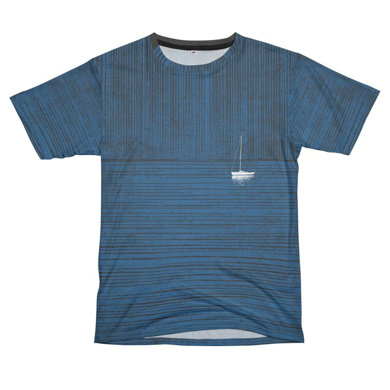 Blue Parade Men's French Terry T-Shirt Cut & Sew by bulo