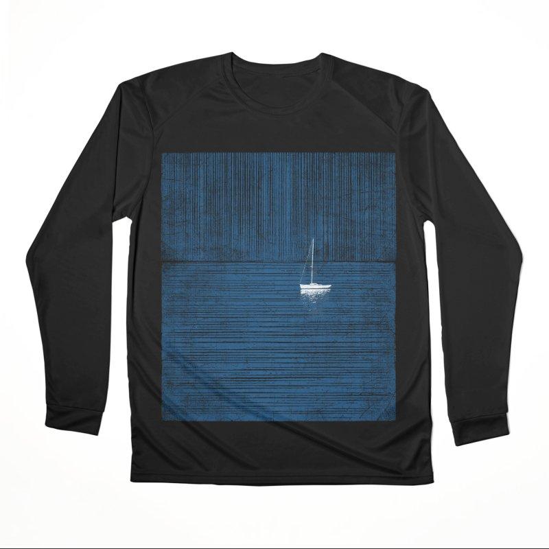 Blue Parade Women's Performance Unisex Longsleeve T-Shirt by bulo