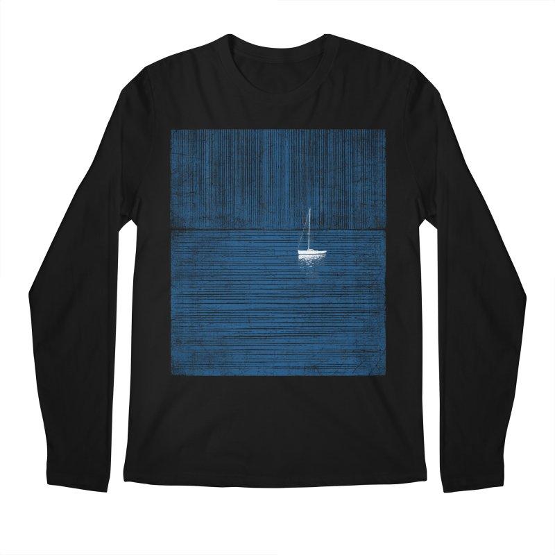 Blue Parade Men's Regular Longsleeve T-Shirt by bulo