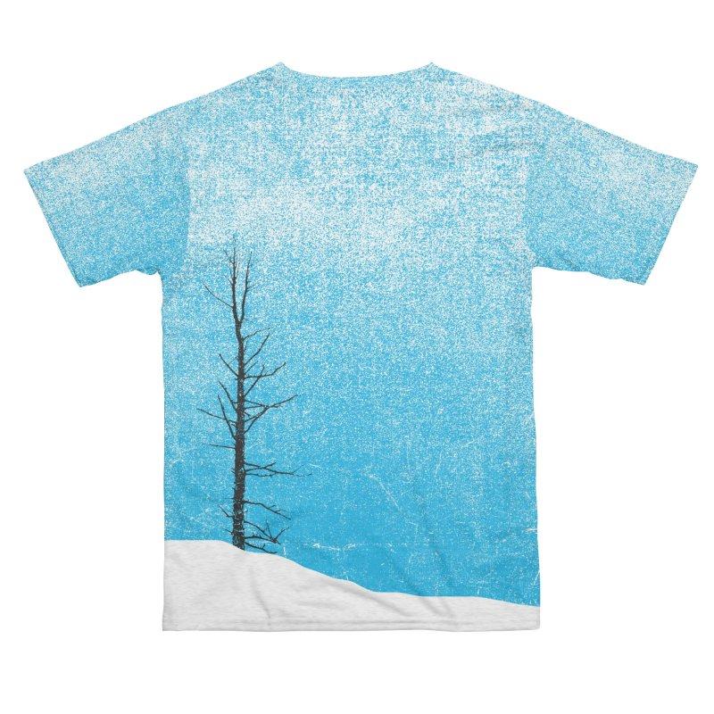 Lonely Tree (rework) Women's Cut & Sew by bulo