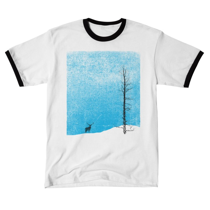 Lonely Tree (rework) Women's T-Shirt by bulo