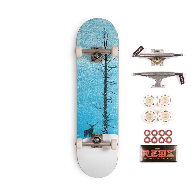 Lonely Tree (rework) Accessories Complete - Pro Skateboard by bulo