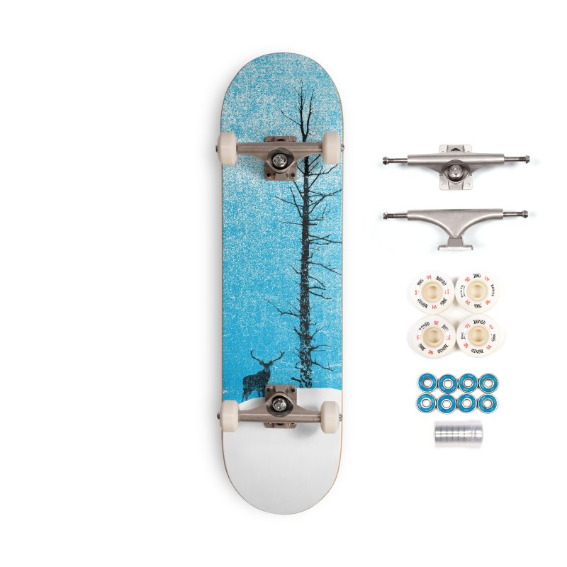 Lonely Tree (rework) Accessories Complete - Premium Skateboard by bulo