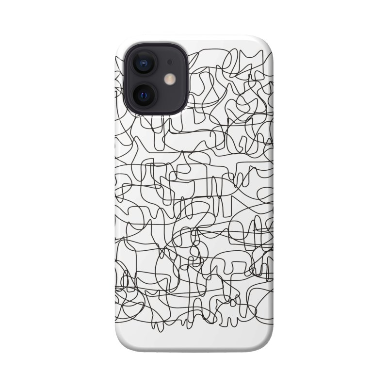 Cats. Accessories Phone Case by bulo