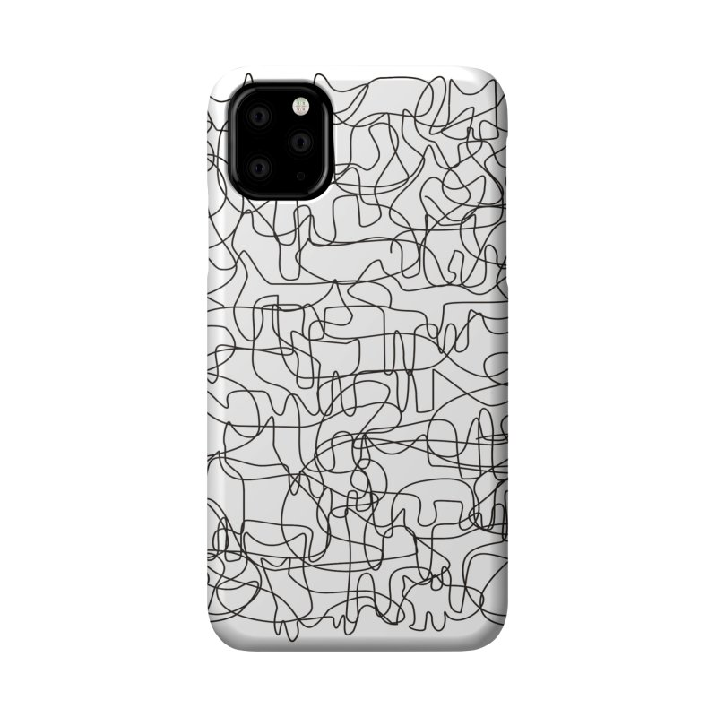 Cats Accessories Phone Case by bulo