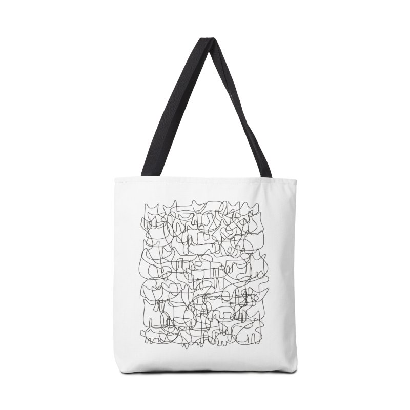 Cats. Accessories Bag by bulo