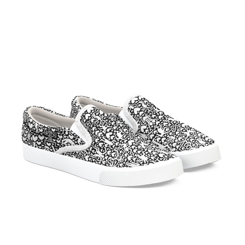 After Party Women's Slip-On Shoes by bulo